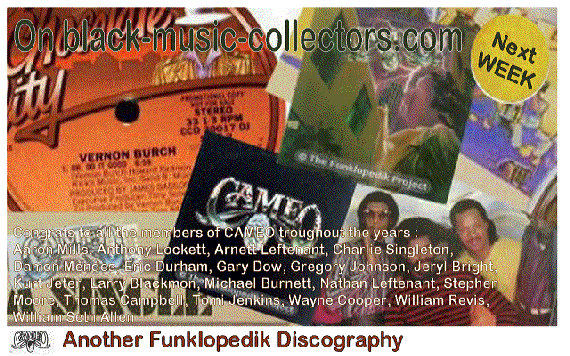 The Funklopedik Masters Series, a BMC-radio program highlighting discographic retrospectives of artist